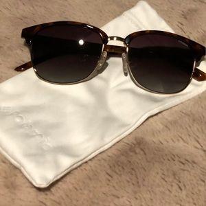 Polaroid wayfarer sunglasses unisex